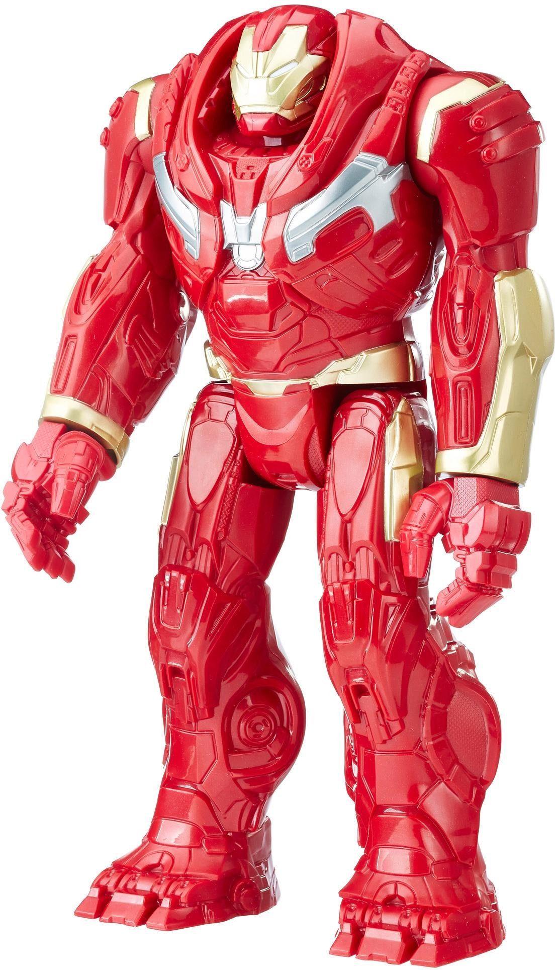 Hasbro Spielfigur, »Marvel Avengers Titan Hero Power FX, Hulk Buster«