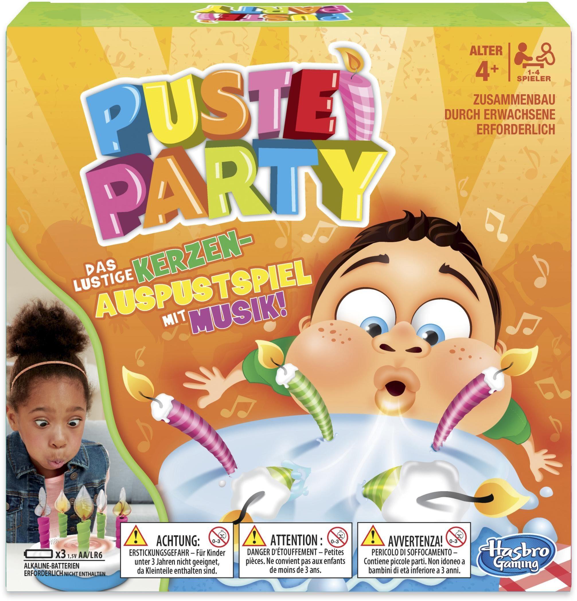 Hasbro Kinderspiel, »Puste Party«