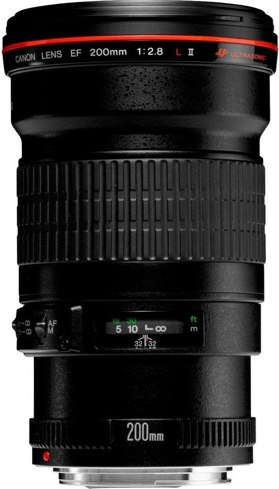 Objektive - Canon »EF200MM F2.8L II USM« Teleobjektiv  - Onlineshop OTTO