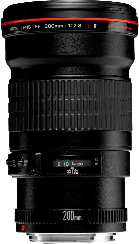 Canon »EF200MM F2.8L II USM« Teleobjektiv