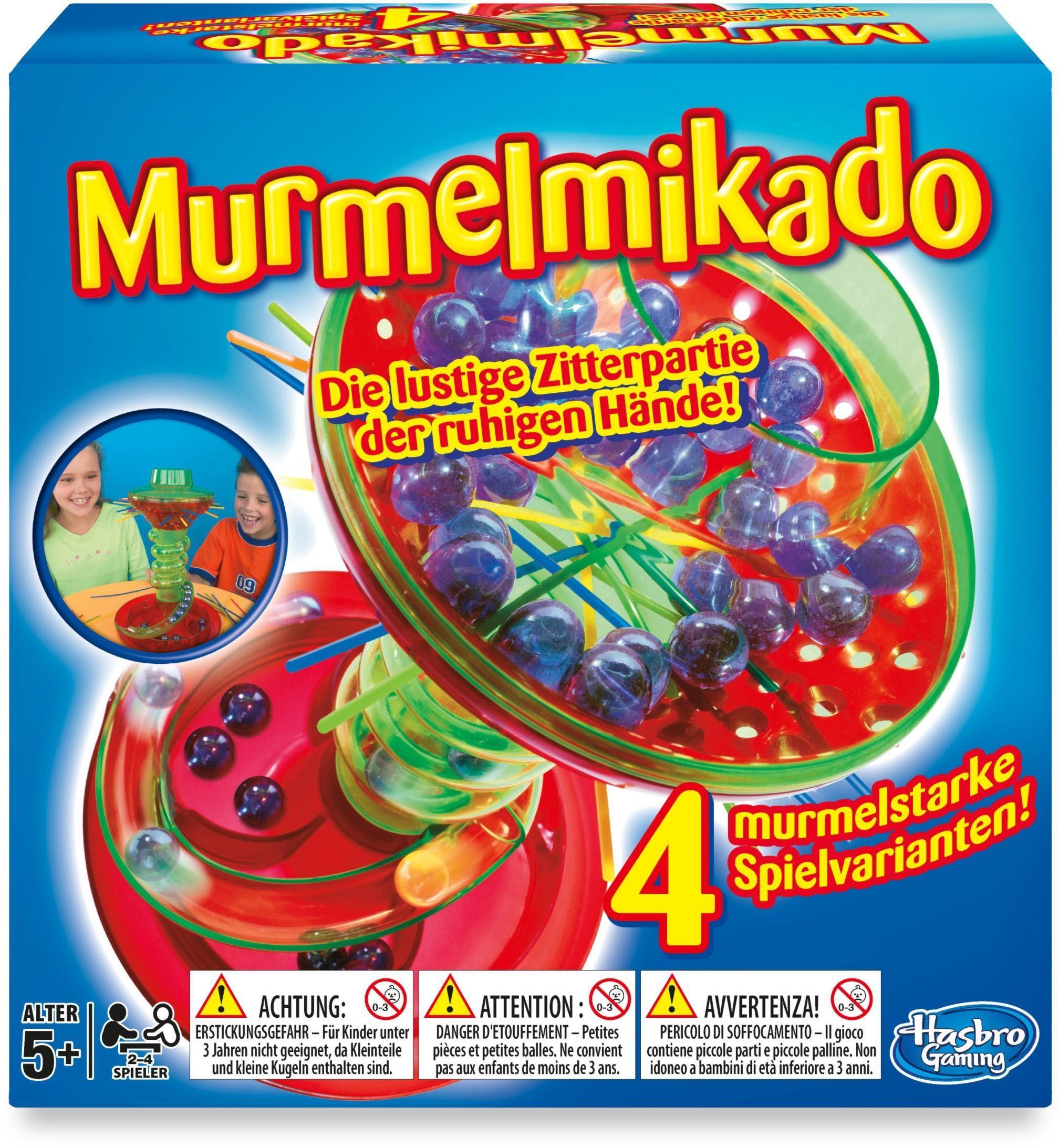 Hasbro Geschicklichkeitsspiel, »Murmelmikado«