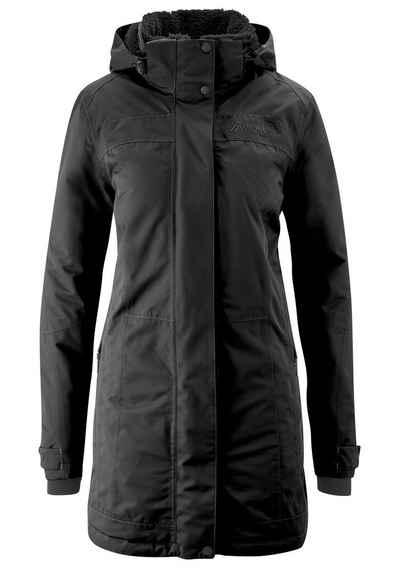 Maier Sports Funktionsjacke »Lisa 2« Outdoor-Mantel mit vollem Wetterschutz