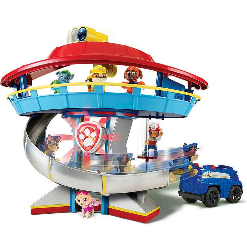 Spin Master Spielfigur »PAW Patrol - Hauptquartier«