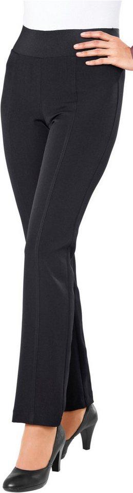 Classic Basics Hose mit breitem elastischem Rundum-Gummibund