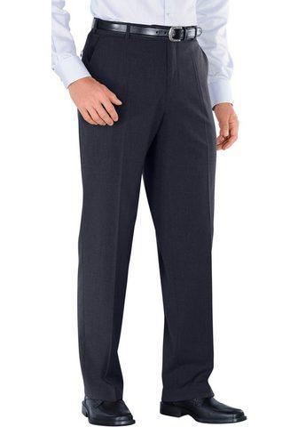 CLASSIC Kelnės su gepflegten su kantu priekyje...