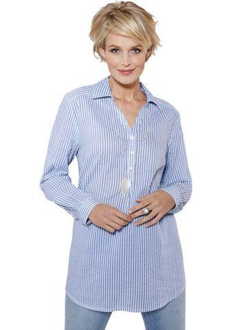 Блуза с воротник