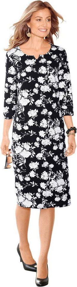 Damen Classic Basics Kleid modisch feminin schwarz | 08934958048383