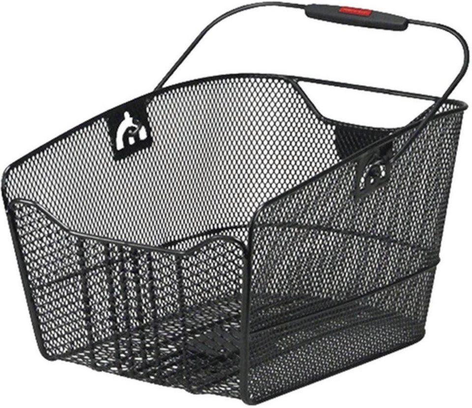 klickfix fahrradkorb hinterradkorb city max racktime. Black Bedroom Furniture Sets. Home Design Ideas