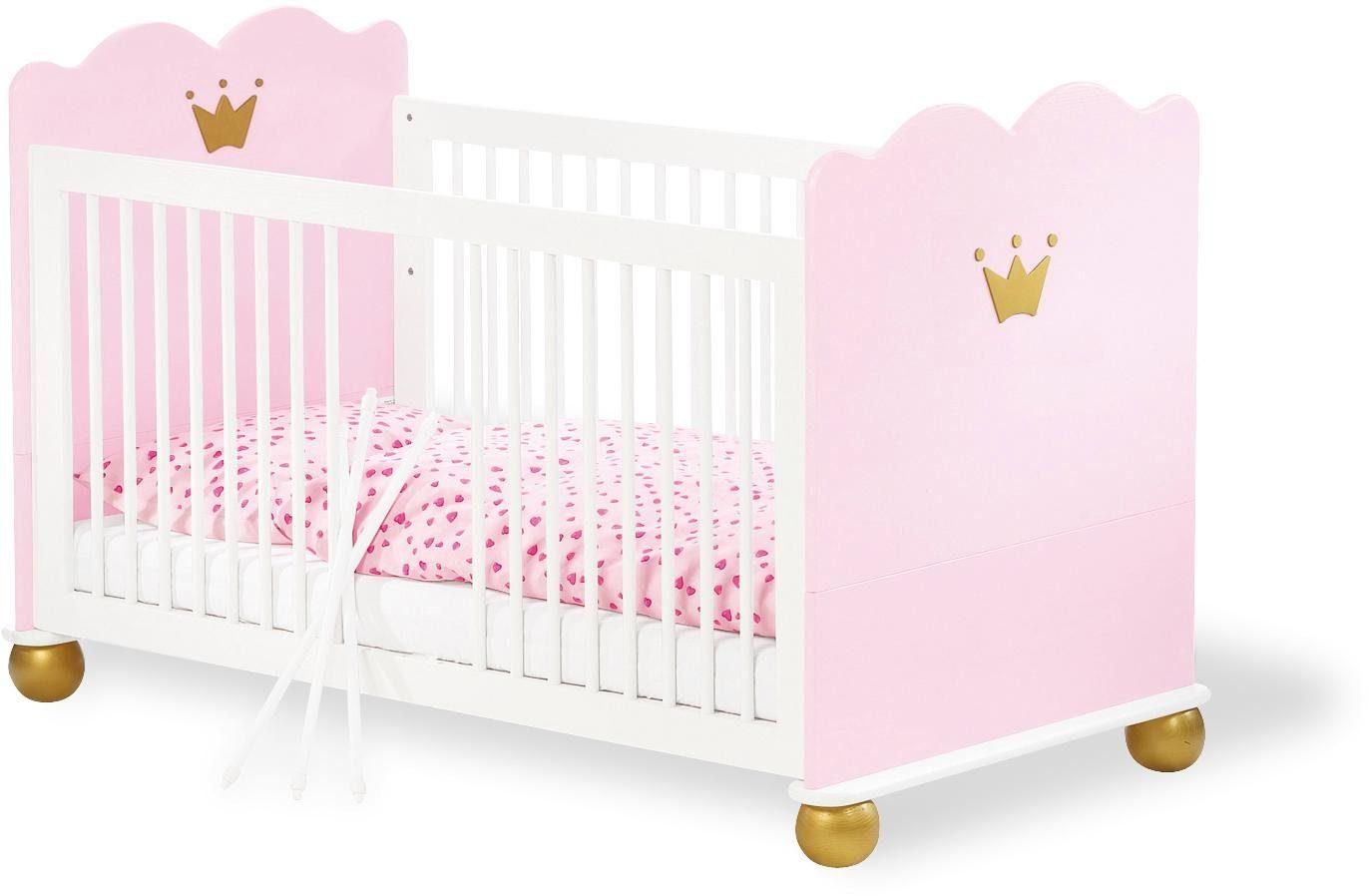 Pinolino Kinderbett, »Prinzessin Karolin«