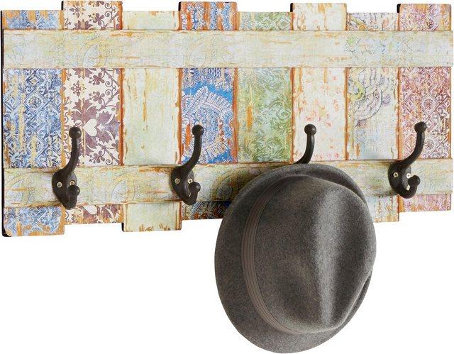 Garderobenleisten und Haken - Hakenleiste »Pastell«  - Onlineshop OTTO