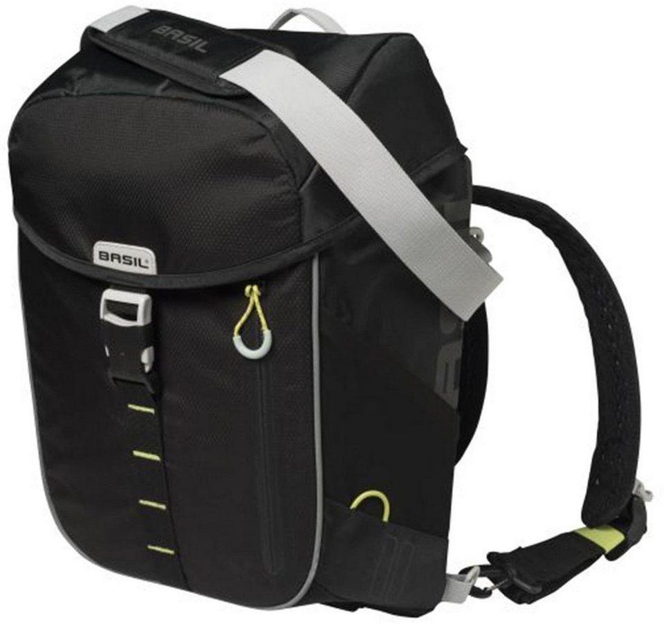 Basil Gepäckträgertasche Miles Daypack Funktionale Wasserdichte Tascherucksack Online Kaufen Otto