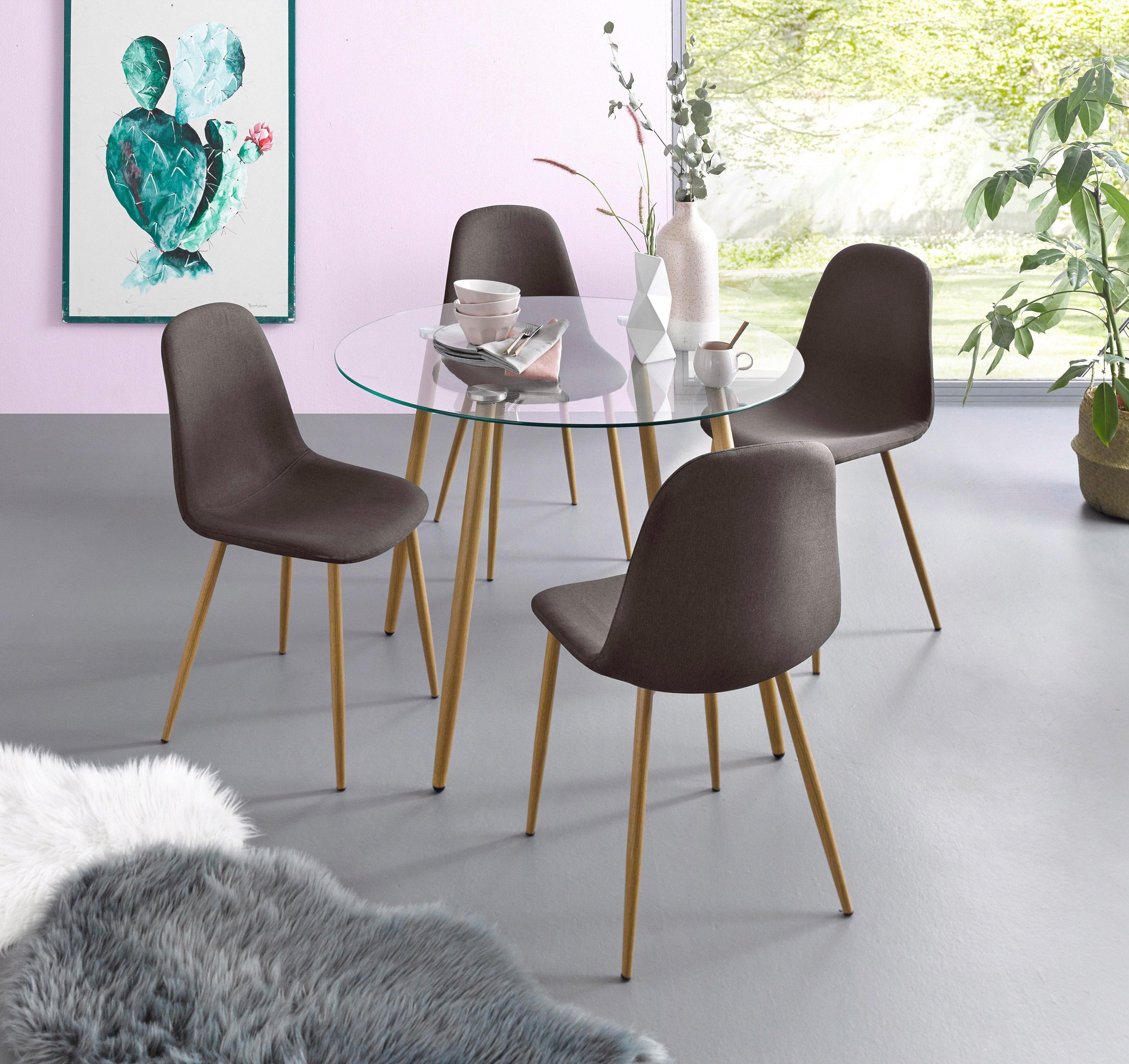 metall-stoff Esszimmerstühle online kaufen | Möbel-Suchmaschine ...