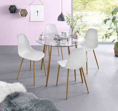 Esstisch stühle  Essgruppe kaufen » Esstisch mit Stühlen & Tischgruppe | OTTO