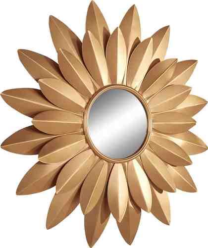 Home affaire Wanddeko »Spiegel« aus Metall