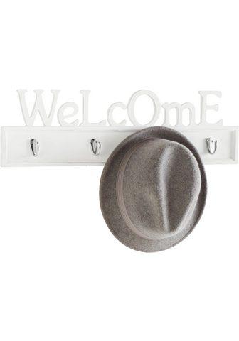 HOME AFFAIRE Kabykla su kabliukais »Welcome«