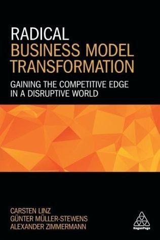 Broschiertes Buch »Radical Business Model Transformation«