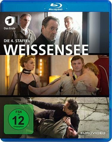 Blu-ray »Weissensee - Die 4. Staffel«