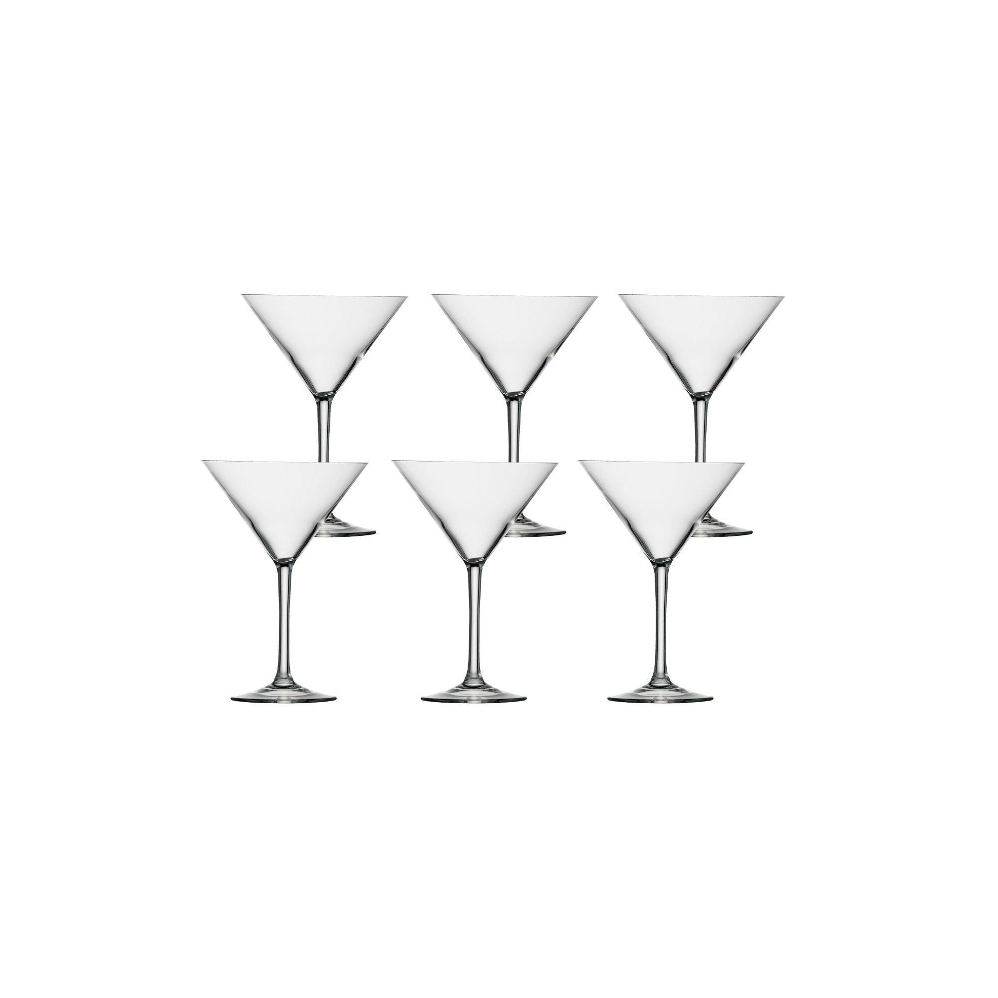 Stölzle Cocktailschale, 6er-Set »Grandezza«