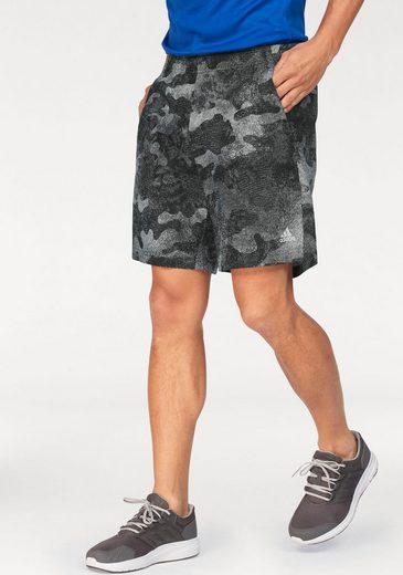 adidas Performance Shorts »ESSENTIAL CO WOVEN CAMO SHORT«