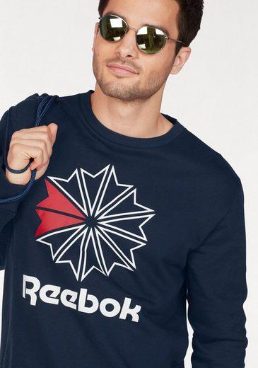 Ft Reebok Classic Big »ac Starcrest« Sweatshirt wH6vH7