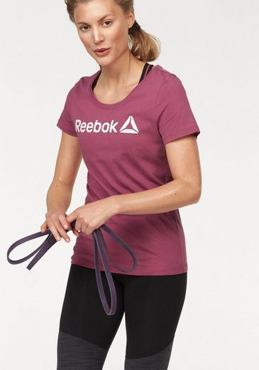 »reebok shirt T Read« Linear Reebok RFT4wqfx