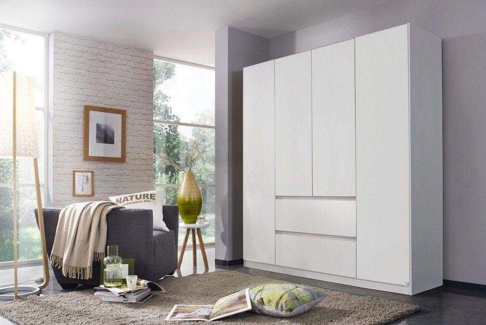 rauch pack s kleiderschrank mainz ohne spiegelelemente online kaufen otto. Black Bedroom Furniture Sets. Home Design Ideas