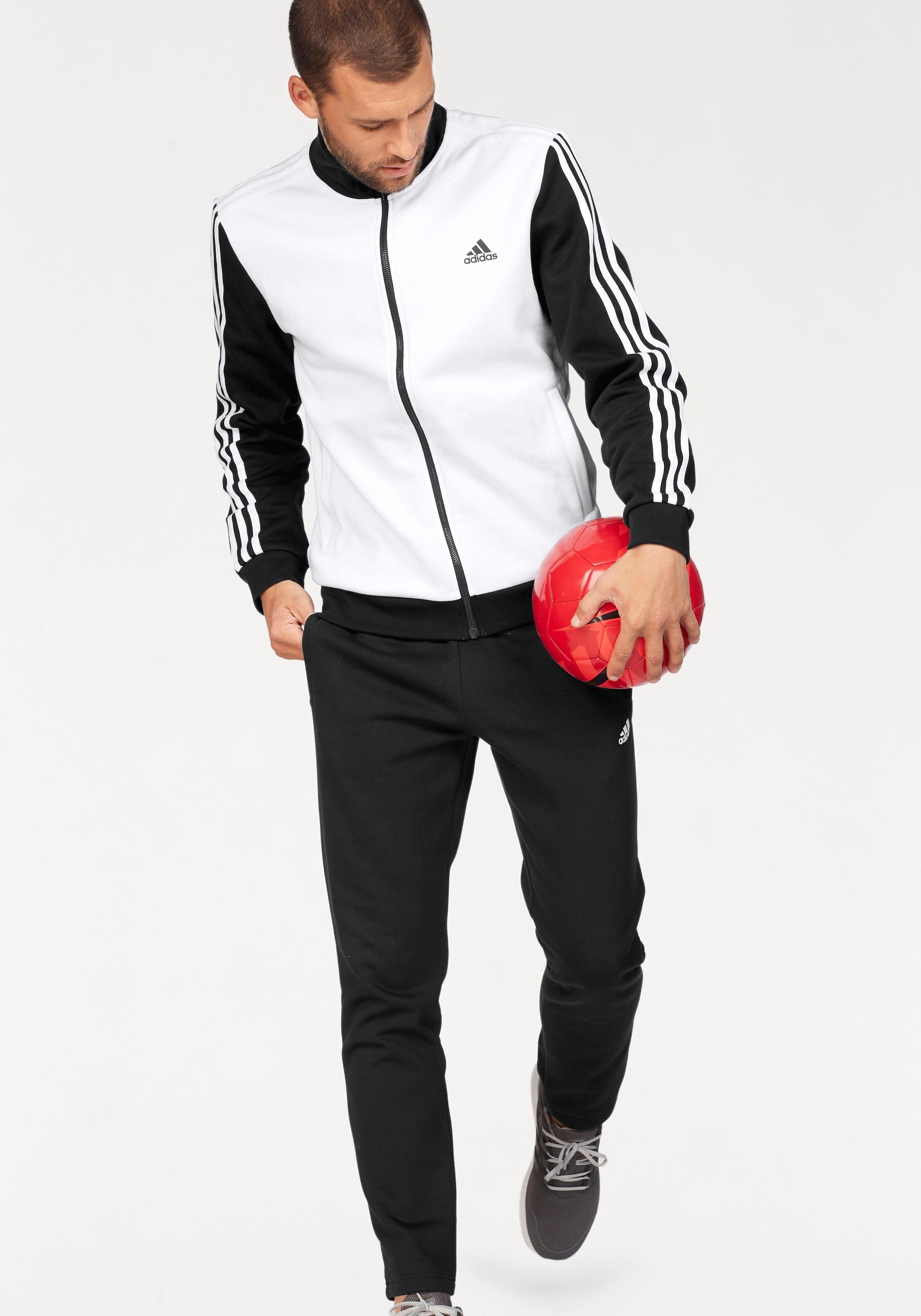 adidas Performance Trainingsanzug »COTTON RELAX TRACKSUIT« (Set, 2 tlg) online kaufen | OTTO