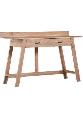 GUTMANN FACTORY Rašomasis stalas »Georgia« iš tvirtas ...