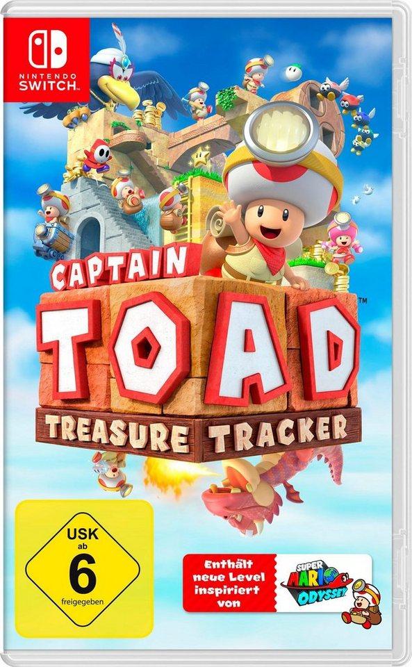 captain toad treasure tracker nintendo switch otto. Black Bedroom Furniture Sets. Home Design Ideas