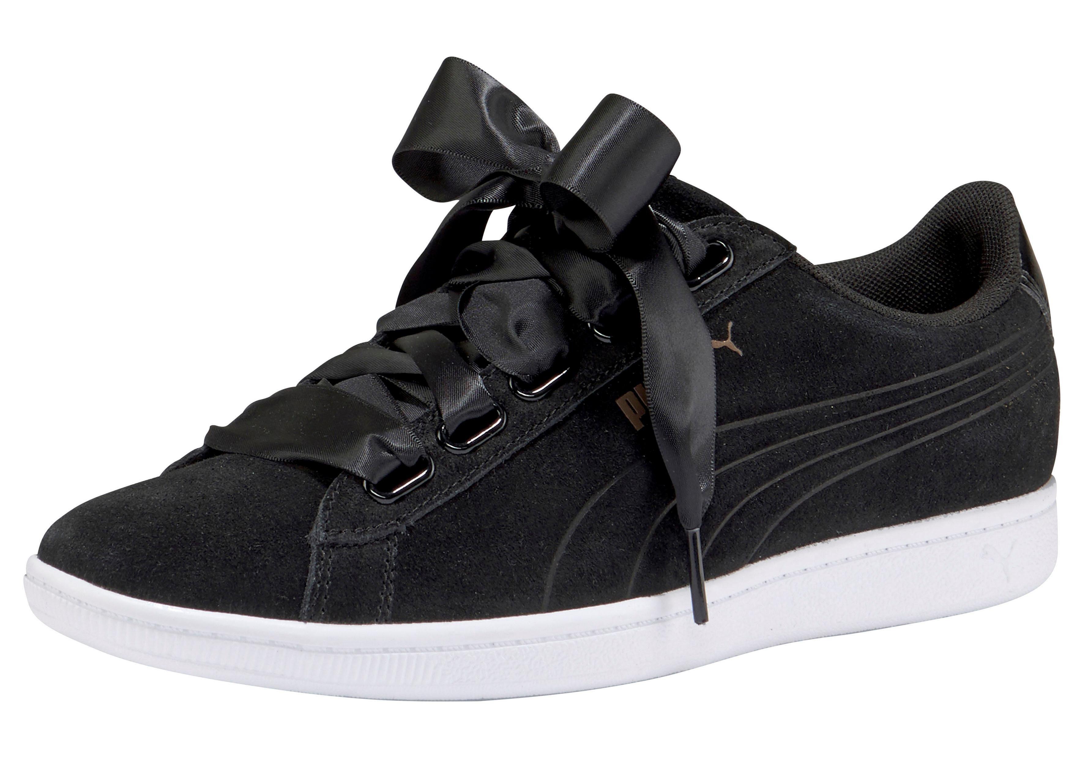 PUMA Vikky Ribbon SD P Sneaker online kaufen  schwarz