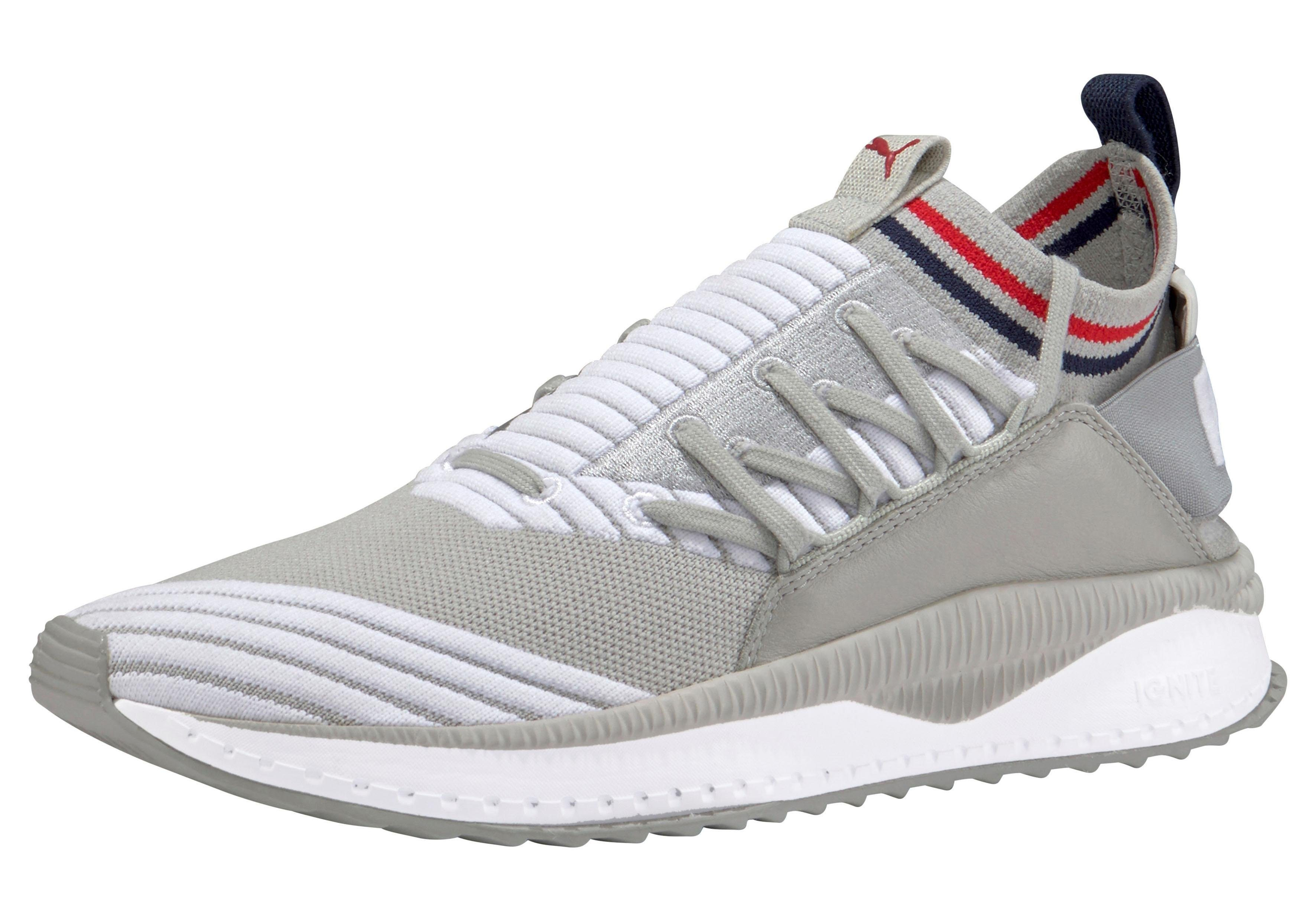 PUMA TSUGI Jun Sport Stripes Sneaker kaufen  grau-weiß