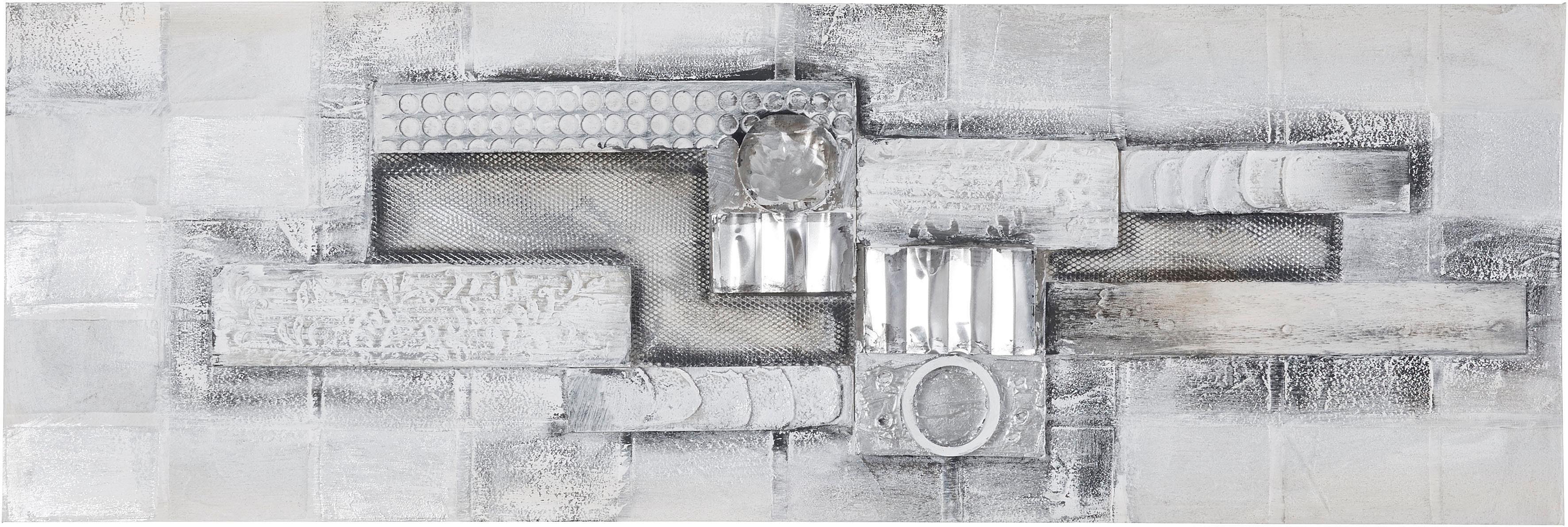 Handgemaltes Ölgemälde, »Artful«, 150/50 cm