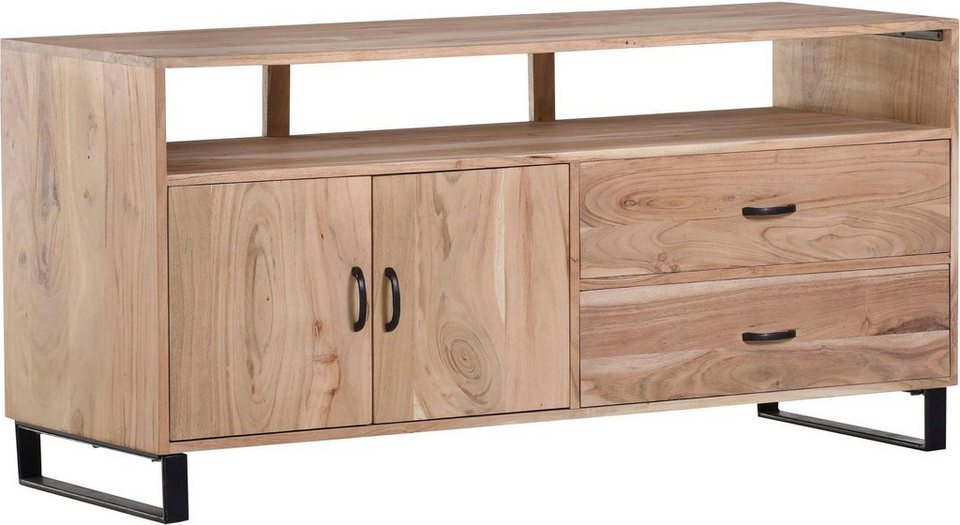 gutmann factory sideboard georgia aus massivem. Black Bedroom Furniture Sets. Home Design Ideas