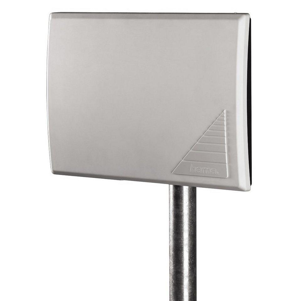 Hama DVB-T/DAB/DAB+ Antenne Outdoor in Weiß