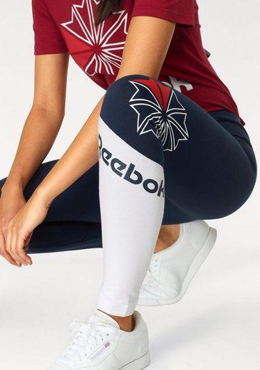 Legging« Logo Leggings »ac Classic Reebok Wq5tII