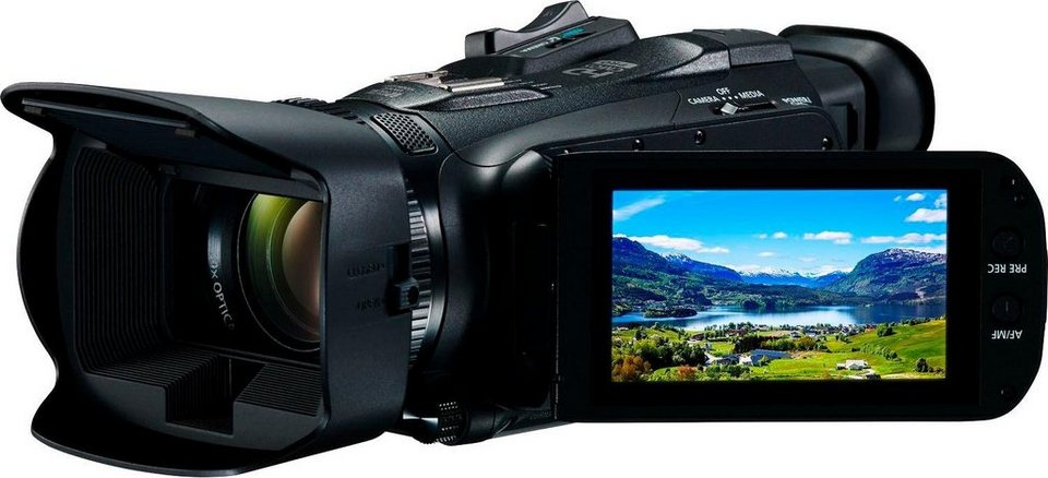 canon legria hf g26 schwarz camcorder full hd 20x opt. Black Bedroom Furniture Sets. Home Design Ideas