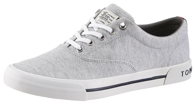 Tommy Hilfiger Yarmouth 1 Sneaker, mit Tommy Hilifger Logo in der Sohle online kaufen  grau