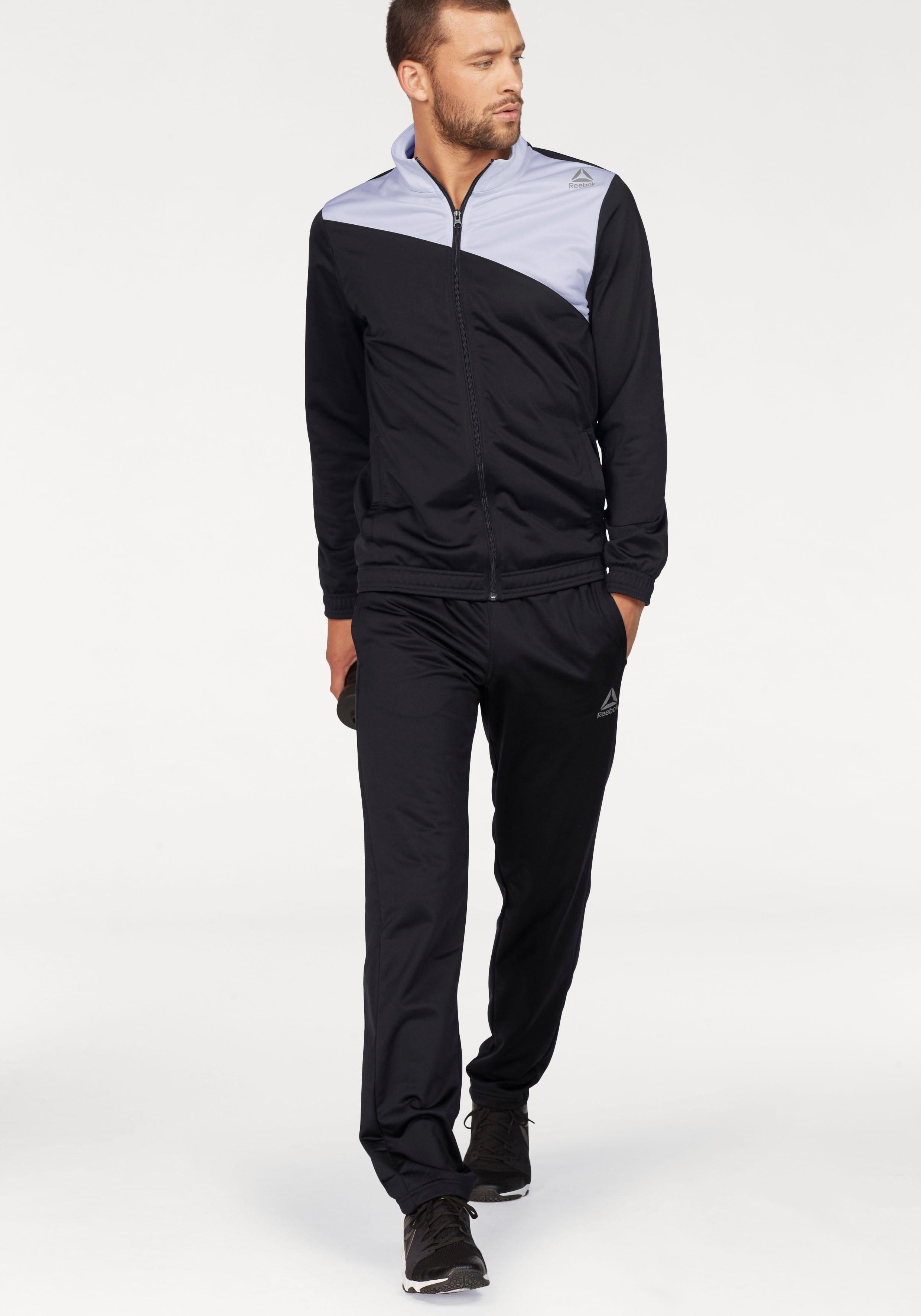 Reebok Trainingsanzug »TRACKSUIT TRICOT« (Set, 2 tlg) online kaufen | OTTO