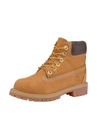 TIMBERLAND Suvarstomi batai »6 Inch Premium Vande...