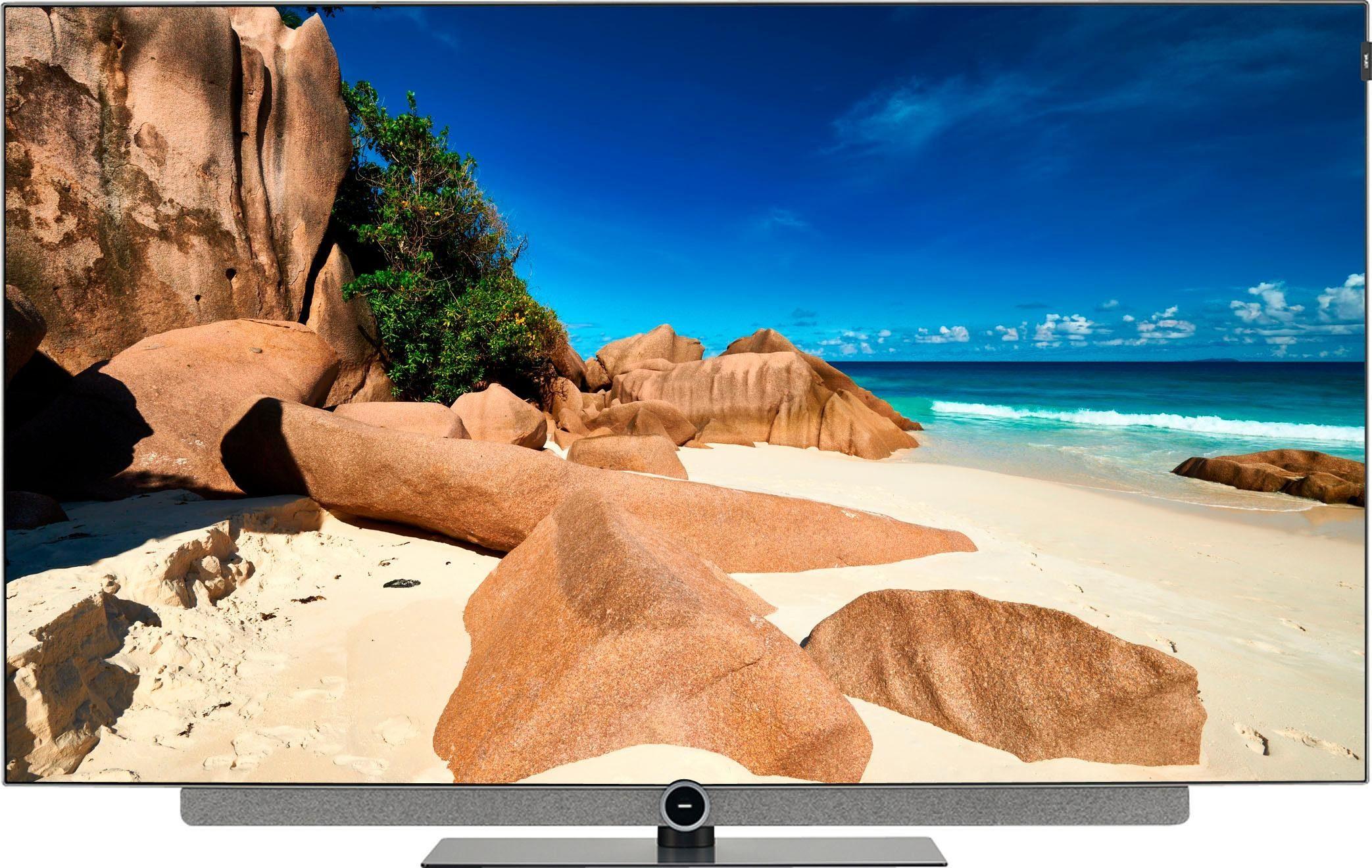 Loewe bild 3.55 OLED-Fernseher (139 cm/55 Zoll, 4K Ultra HD)