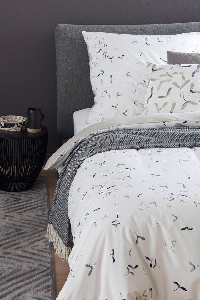 bettw sche matti sch ner wohnen kollektion mit muster online kaufen otto. Black Bedroom Furniture Sets. Home Design Ideas