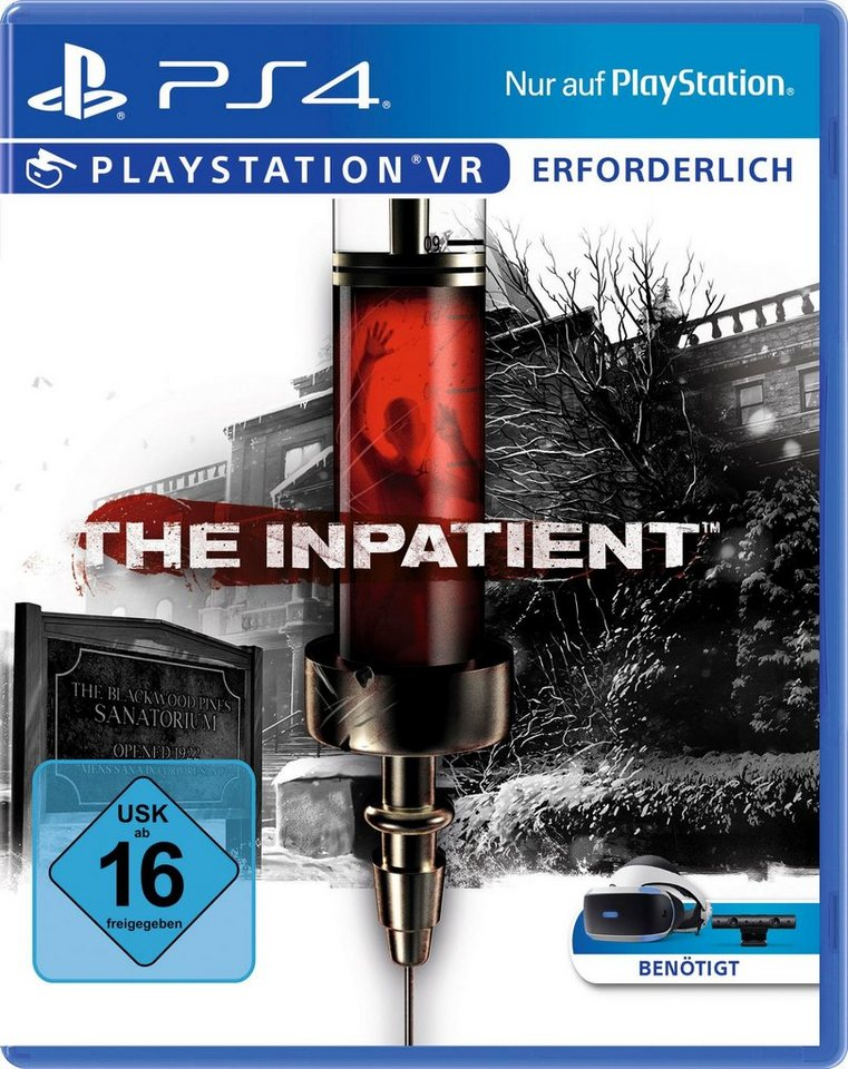 the inpatient vr playstation 4 online kaufen otto. Black Bedroom Furniture Sets. Home Design Ideas
