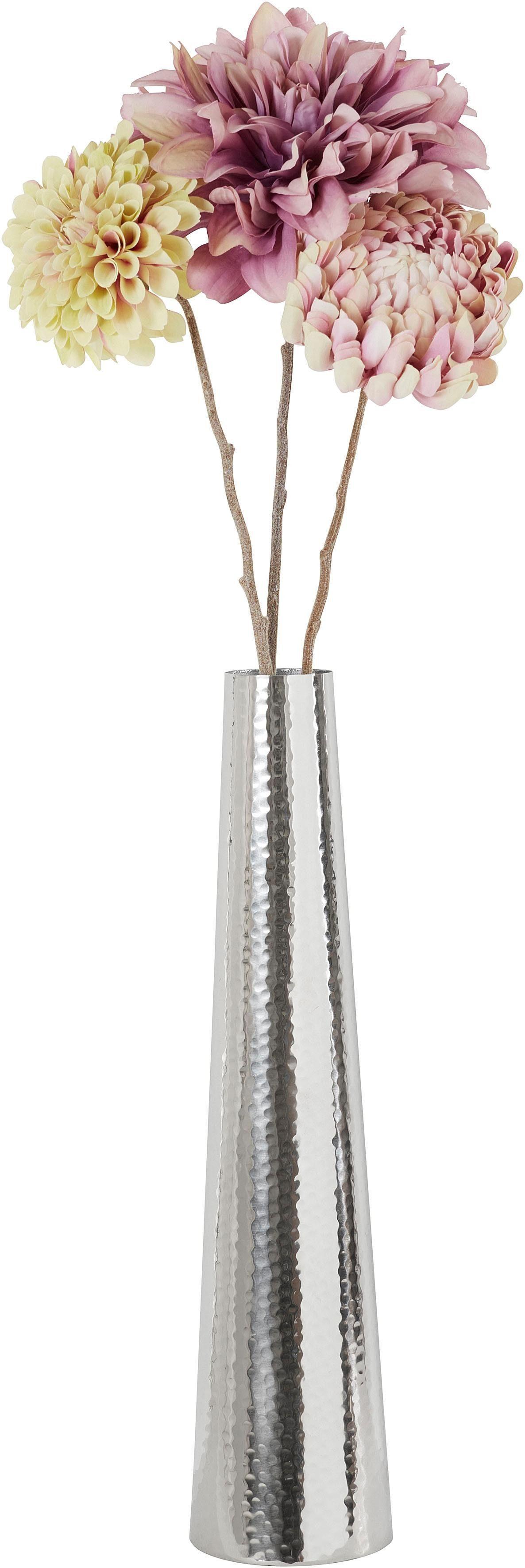 Edelstahl Vase