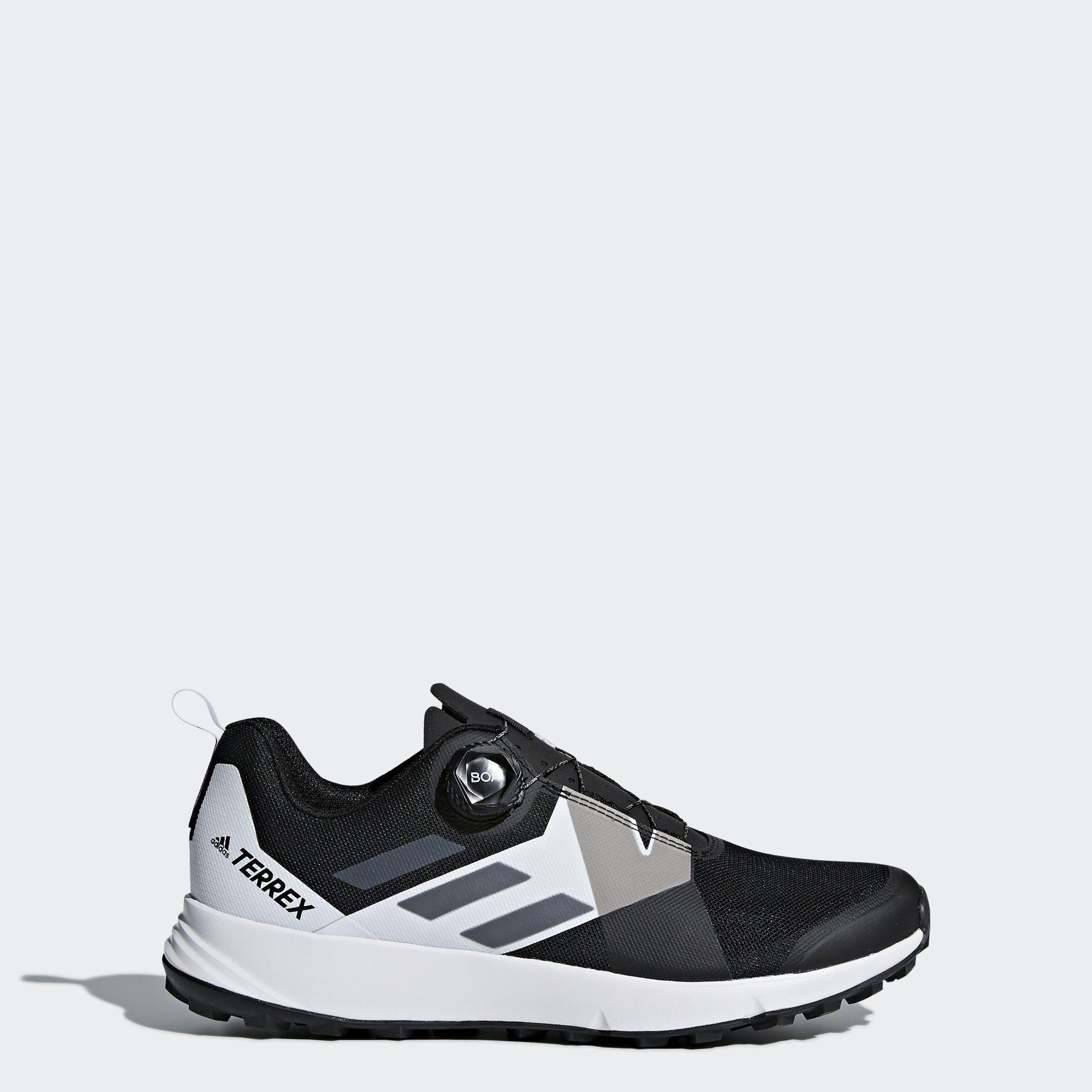 adidas Performance TERREX Two Boa Outdoorschuh  black