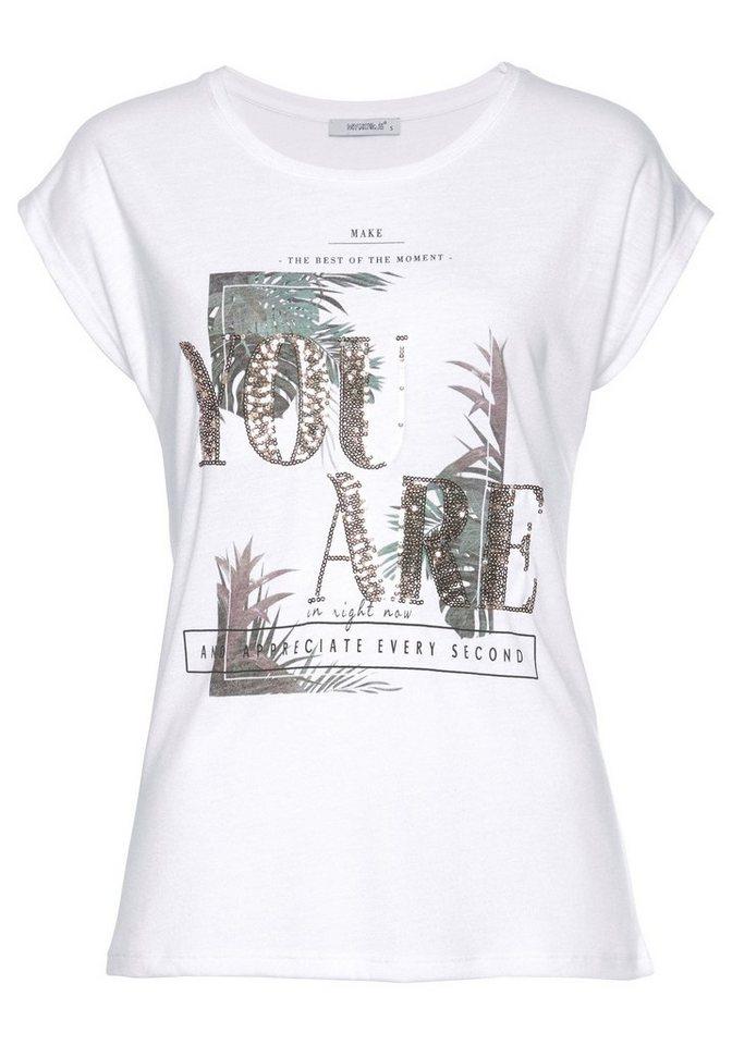 HaILY'S T-Shirt »SOLERIA«