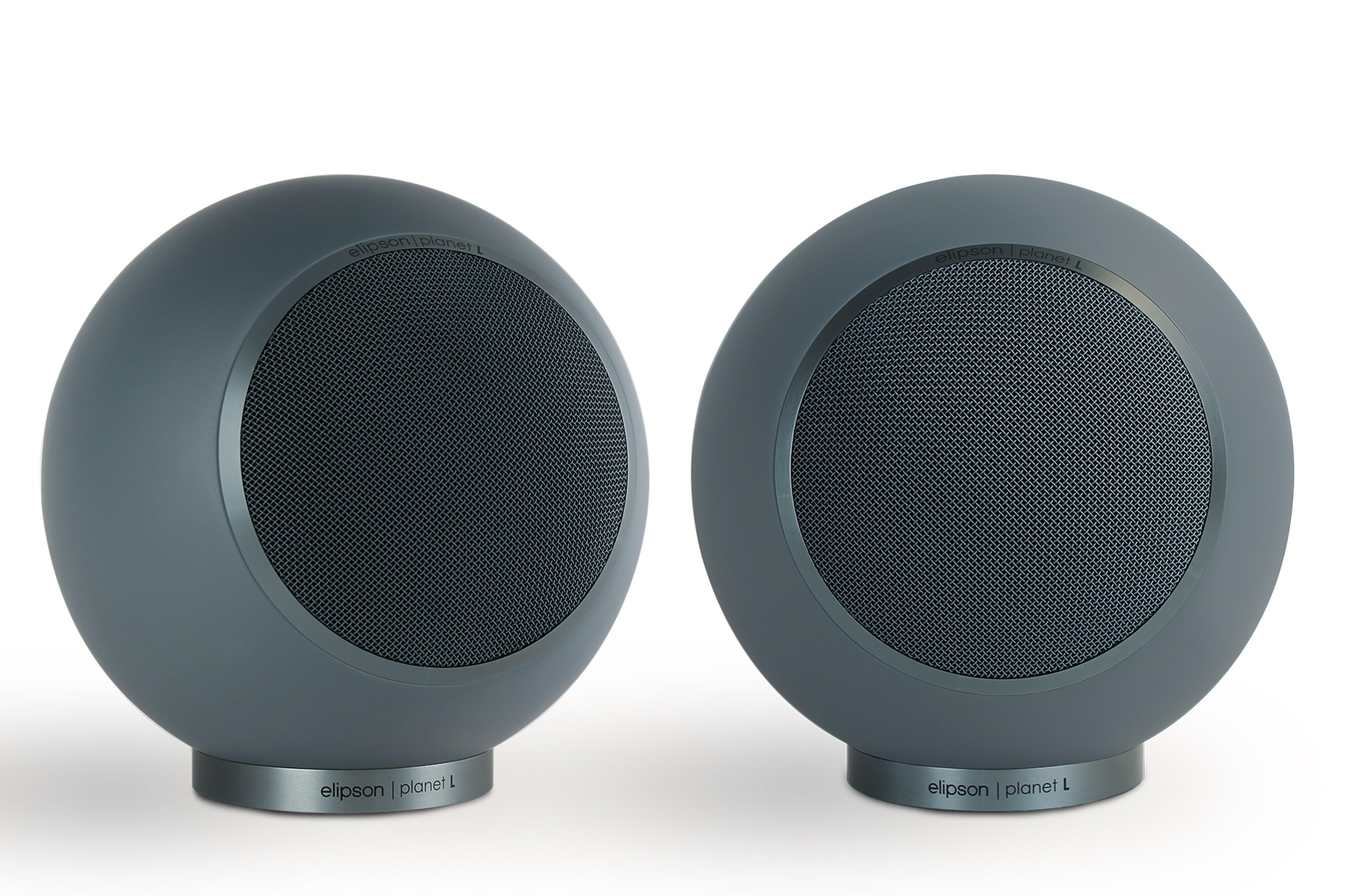 (Paar) Lautsprecher, Regallautsprecher, Ø 29 cm »Planet L 2.0«