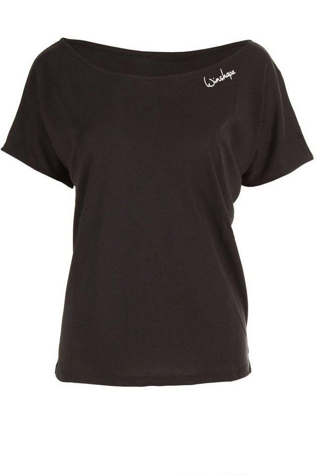 Winshape Oversize-Shirt »MCT002« Dance-Style | Bekleidung > Shirts > Oversize-Shirts | Schwarz | Winshape