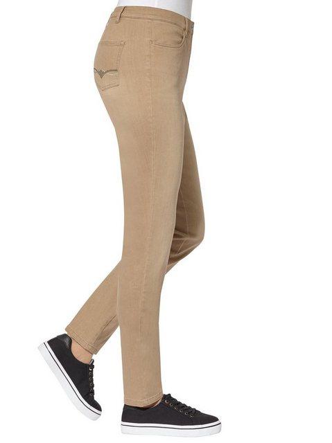 Hosen - Cosma Bequeme Jeans › braun  - Onlineshop OTTO