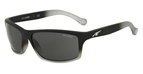 Arnette Herren Sonnenbrille »BOILER AN4207«, schwarz, 23684V - schwarz/lila