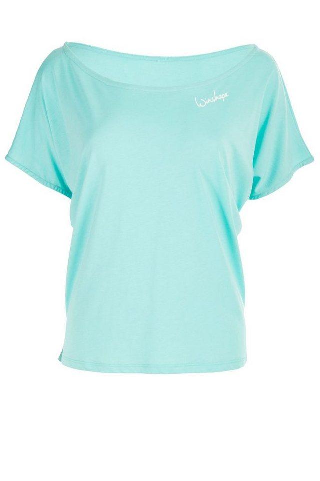 Winshape Oversize-Shirt »MCT002« Dance-Style | Bekleidung > Shirts > Oversize-Shirts | Grün | Winshape